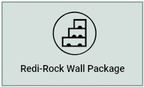 Redi-Rock Wall Package - GEO5